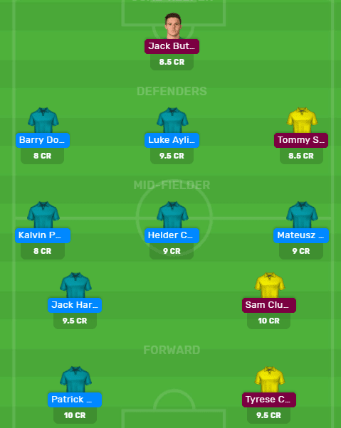 LUN vs STK Dream11 Predictions and Team for Today's Mach.