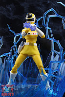 Power Rangers Lightning Collection In Space Yellow Ranger 34