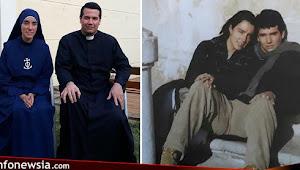 Kisah Panggilan Sepasang Kekasih: Mereka Sudah Bertunangan, Namun Tuhan Panggil Meraka Menjadi Imam dan Suster