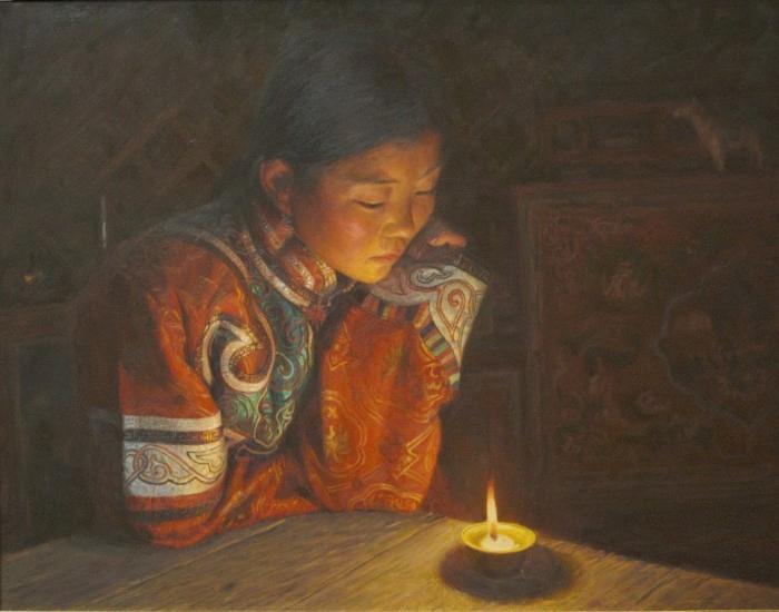 Сущность и душа монгольского народа.