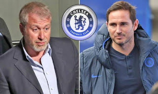 Abramovich wants Lampard to fight for premier league next season