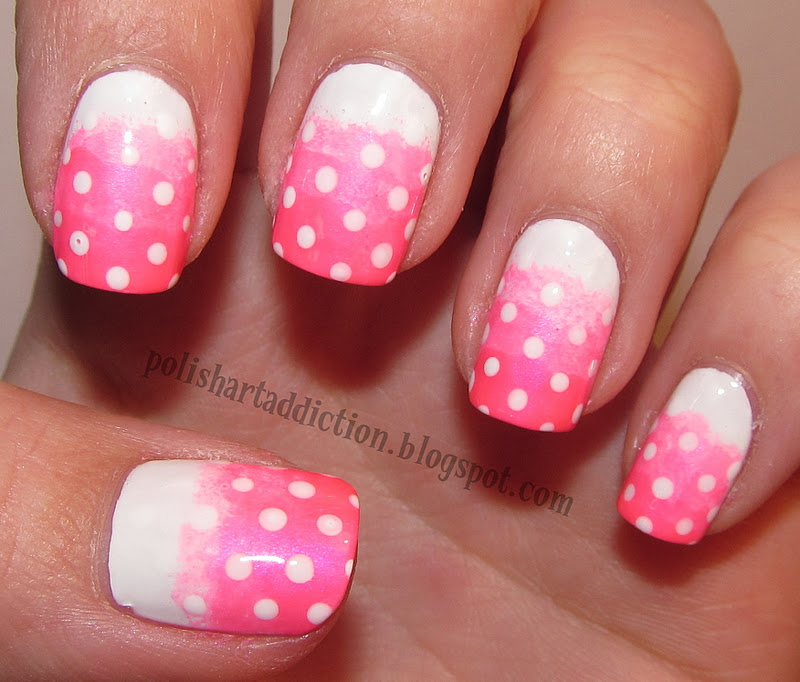 Gradient with Dots