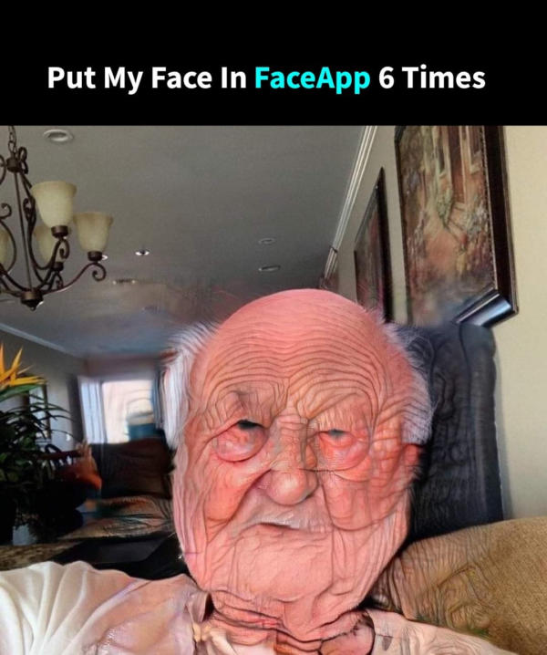 FaceApp Funny Viral Photo