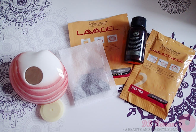 Lava Shell Homecare Kit