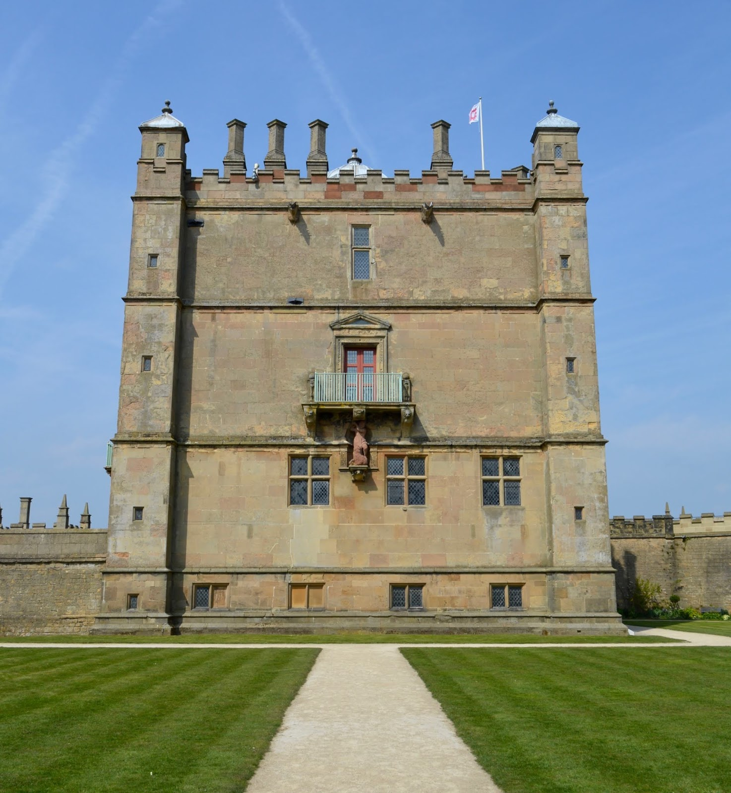 A Review of Darwin Forest & The Peak District with Tweens  - Bolsover Castle