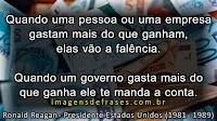Frases de Presidentes do Brasil e do Mundo