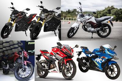 Daftar Motor Sport 150cc Untuk Orang Bertubuh Pendek