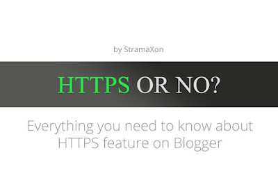 https option blogger settings