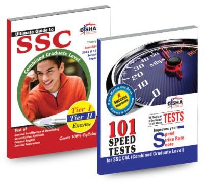 Crack SSC Combined Graduate Level CGL (Tier I & Tier II) Exam