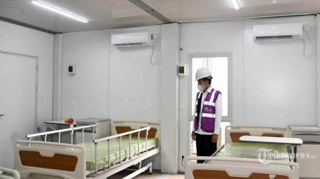 Kabar Gembira, Pasien Sembuh Covid-19 di Indonesia Lampaui 10 Ribu