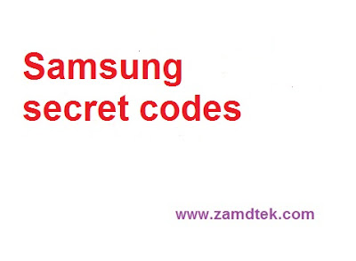 Samsung hidden code that can be used