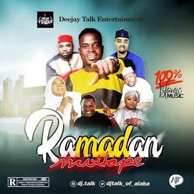 Mixtape:  Dj Talk - 100% Ramadan mix vol1