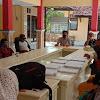 PPK Raas Himbau Semua PPS Tempel Daftar Pemilih Sementara