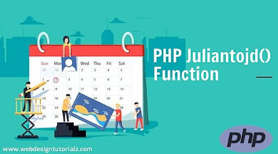 PHP Juliantojd() Function
