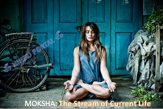 Moksha - Liberation of life