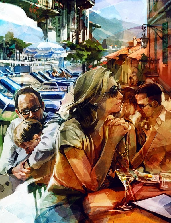 Wonderful Illustrations by Viktor Miller-Gausa
