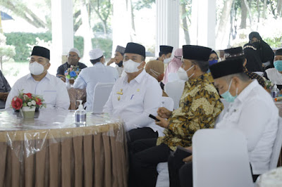 Wabup Asahan Hadiri FGD Para Huffazh dan Pimpinan Pondok Tahfizh Al-Qur'an se-Sumut Yang Digelar LPTQ Sumut