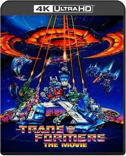 The Transformers: The Movie [1986] [UHD] [Subtitulado]