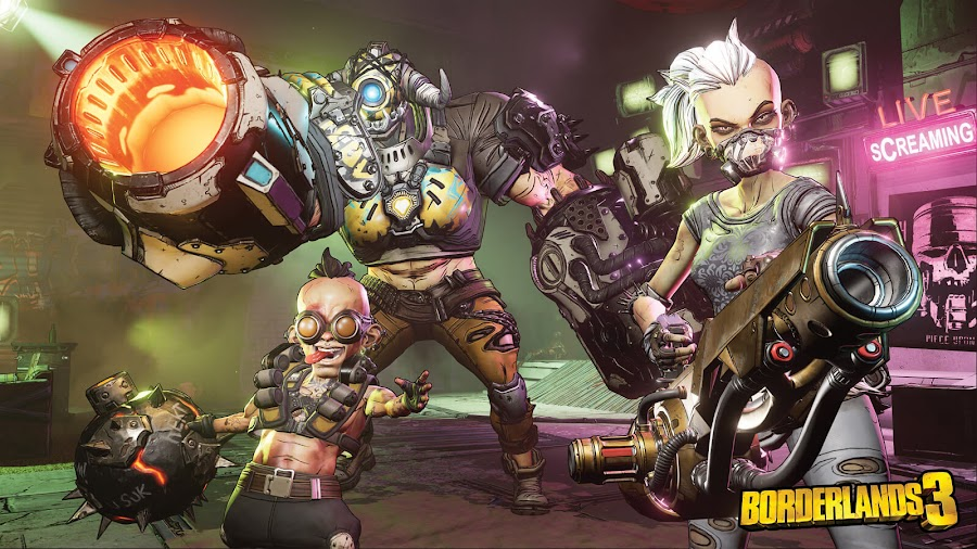 borderlands 3 multiplayer gearbox 2k games