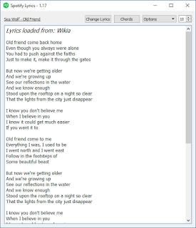 Spotify Lyrics: avere i testi delle canzoni in Spotify