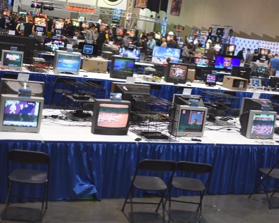 Midwest Gaming Classic TVs