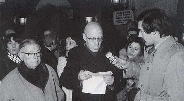 Foucault, Deleuze y Sartre : Artículos y libros digitalizados