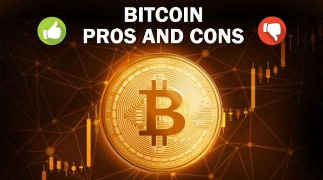 risks benefits bitcoin training pros cons cryptocurrency trader