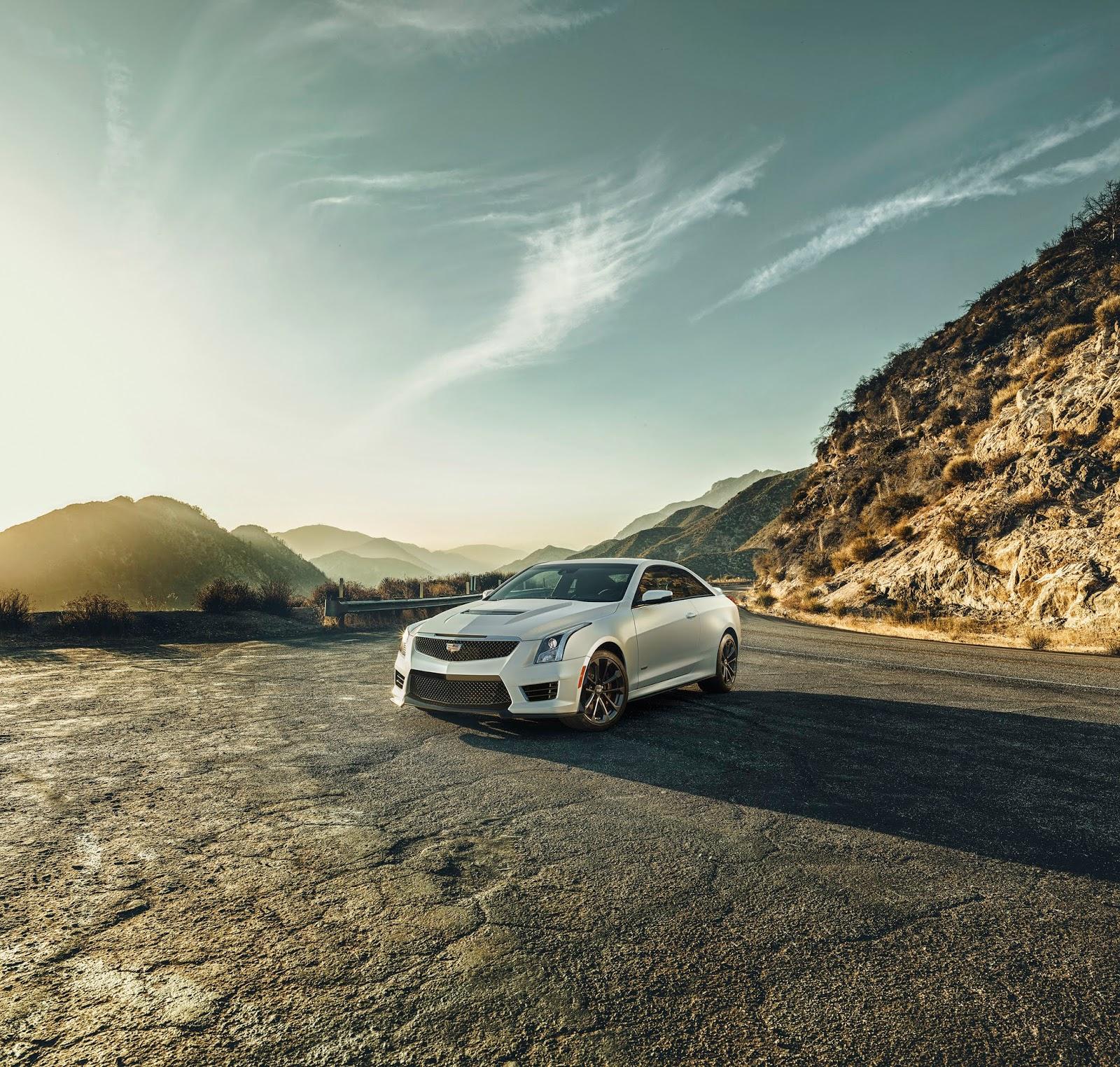 КЛАССНЫЕ ФОТО АВТО! (и не только): Cadillac ATS-V Sedan