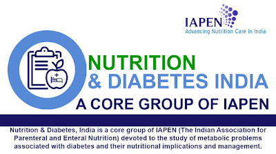 About Nutrition and Diabetes India