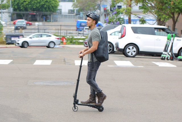 Falcon Gear Electric Scooter