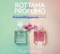 Logo IdeaBellezza Rottama il tuo profumo: sconto fino a 20€! Affrettati