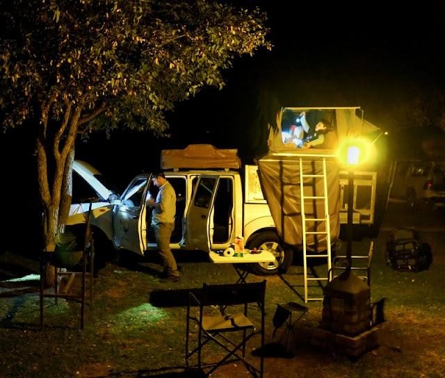 campings Namibia