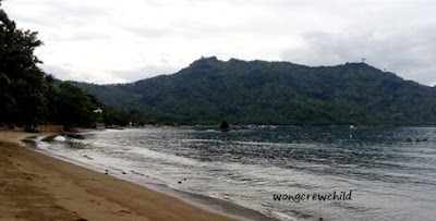 kondisi pantai asmara trenggalek
