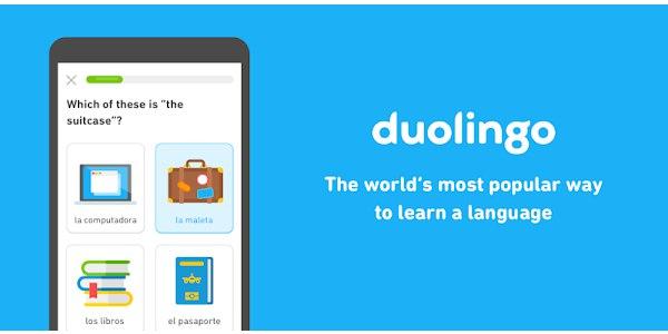 Duolingo 4.88.2 (Mod, Plus Unlocked)