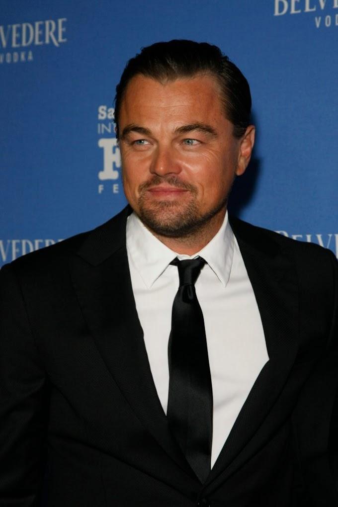 Leonardo DiCaprio Blamed By President Of Brazil For Amazon Forest Fires