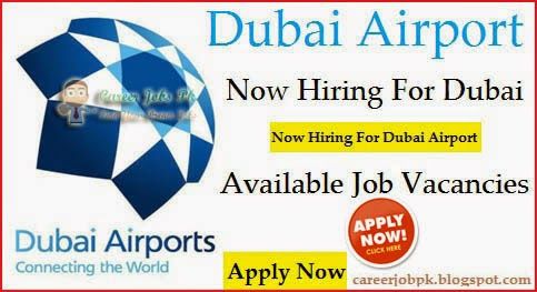 Latest Jobs In Dubai Airport