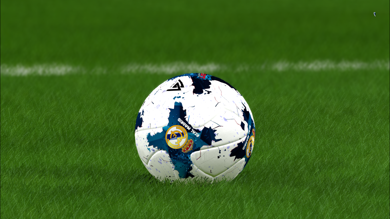Real Madrid | Ball | Pes2017 | Released [27.05.2017] | Pes ...