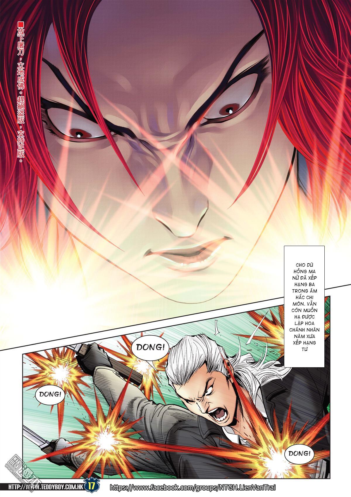 Người Trong Giang Hồ RAW chap 2072 - Trang 16