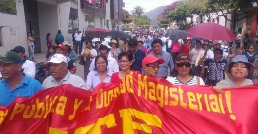 SUTEP Cusco: descuentos a maestros que acatan huelga es potestad del Gobierno Regional, informó el MINEDU - www.minedu.gob.pe