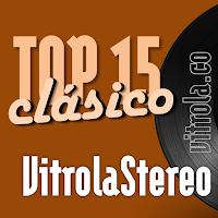 TOP 15 VitrolaStereo - Apr 17th 1992