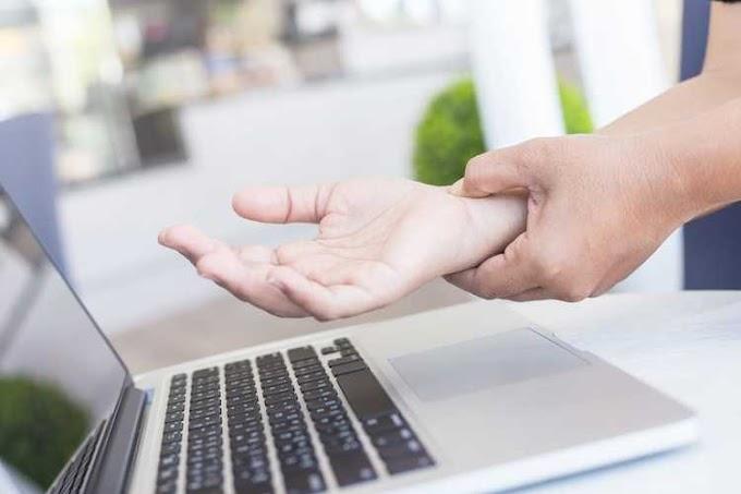 Tangan Kena 3K Kesemutan Kram dan Kebas, Mungkin Karena Rutinitas Ini