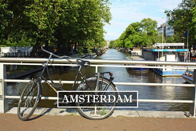 Qué ver en Amsterdam en dos días