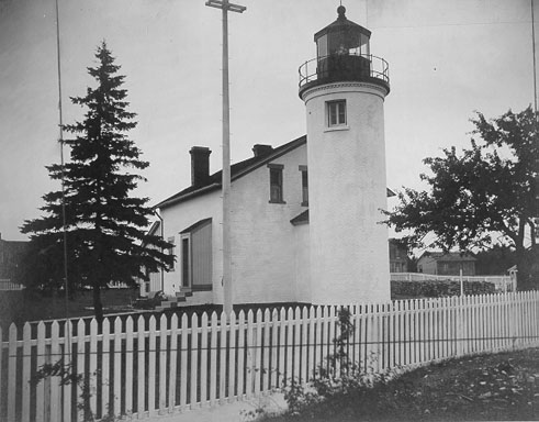 Beaver Island Light and Station