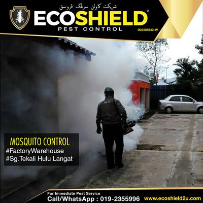 Pest Control Selangor | Pest Control Hulu Langat