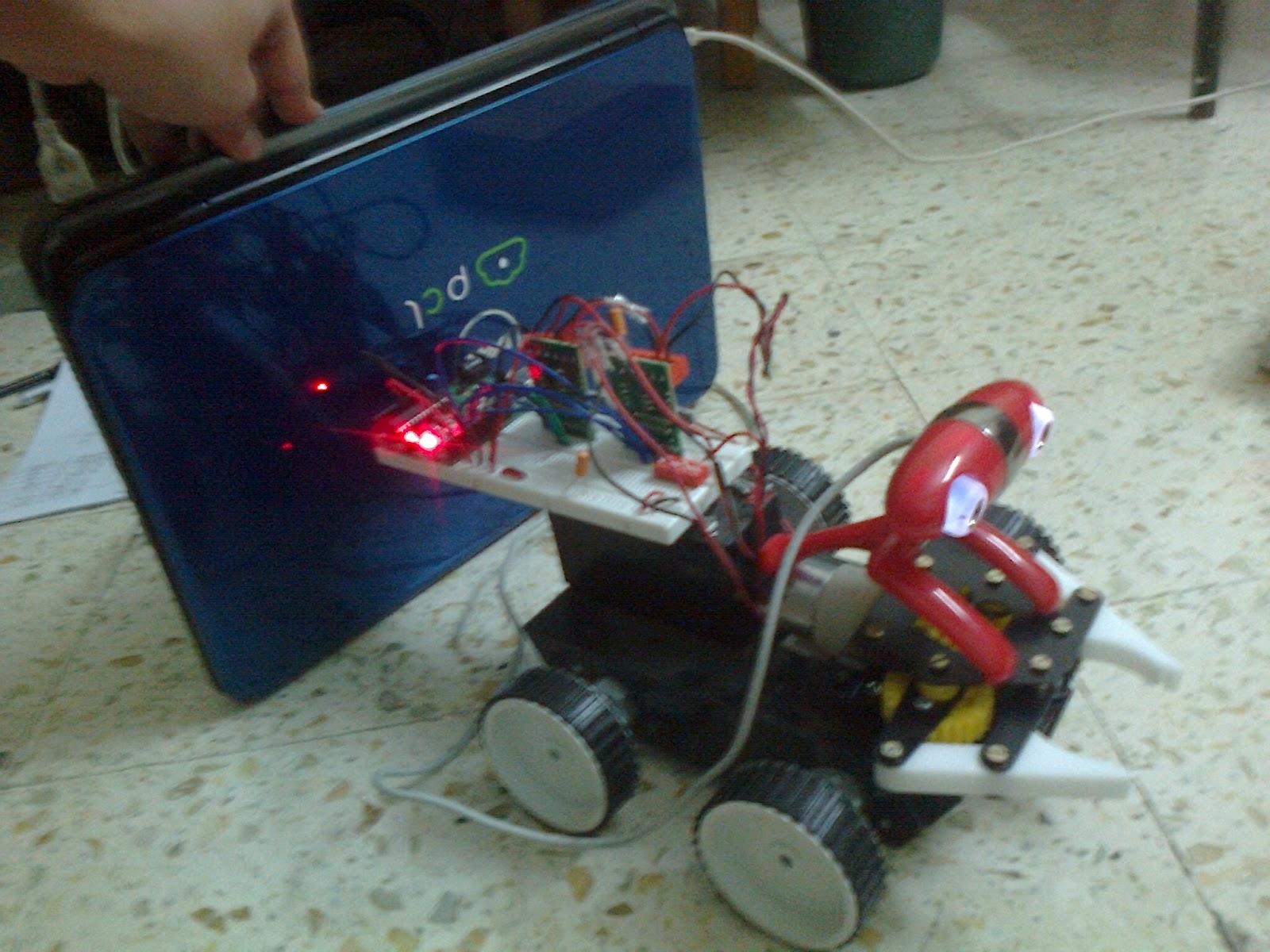 Robot control using OpenCV and Arduino | Computer Vision, Robotics