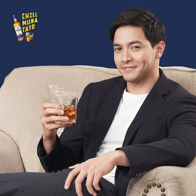 Embassy Whisky Endorsement Came at the Right Time for Alden Richards