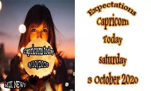 Predictions for Capricorn Today 3/10/2020 Sat Oct 3, 2020, Capricorn