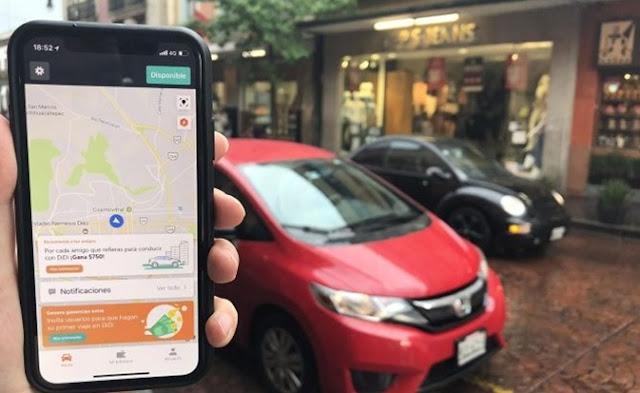 Taxis, viajes, celulares