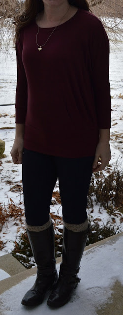 Winter Stitch Fix January 2017