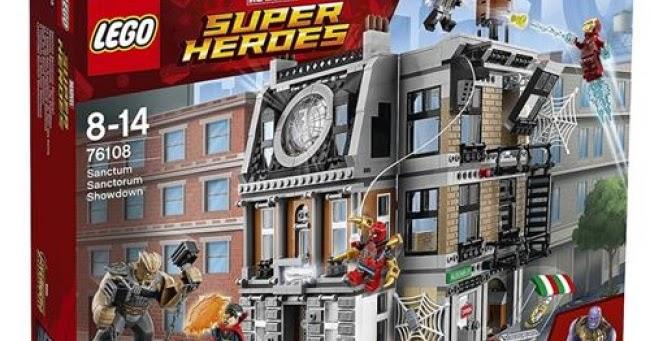 Lampada Lego Batman : Fumetteria inkiostro alassio lego marvel super heroes sanctum